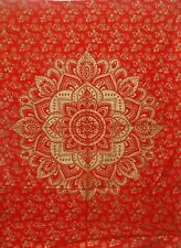 New Indian Mandala Bohemian Dorm Psychedelic 100% Cotton Tapestry Wall Hanging