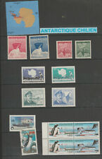 ANTARCTIQUE CHILIEN LOT 1 ** ET (O)