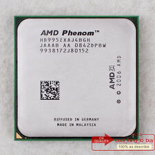 UK-Free ship AMD 2.6 GHz 600 MHz Phenom X4 9950 HD995ZXAJ4BGH CPU Processor AM2+