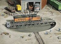 WALTHERS CORNERSTONE HO SCALE TURNTABLE KIT WITHOUT MOTOR KIT 933-3171