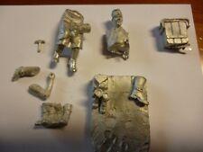 1/35 German soldier WWII, metal kit