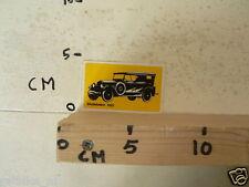 STICKER,DECAL STUDEBAKER 1922  OLDTIMER VINTAGE CAR AUTO
