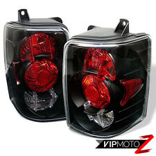 Jeep Grand Cherokee 90-1998 Orvis/Tsi/SE 5.9 Left+Right Black Altezza Tail Light