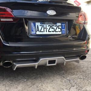 VRS-1 Style Rear Diffuser For 2016-2020 Subaru Levorg/STI Sport V1 (UNPAINTED)