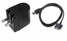 "HOUSE WALL POWER CHARGER +USB CABLE 4 BARNES & NOBLE NOOK HD 7"" + 9"" TABLET 16"