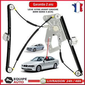 Leve Vitre Electrique Avant Gauche pour BMW SERIE 5 E39 520 525 530 1996-2004