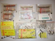More details for fuses for stage lighting dimmers, etc. (5a, 10a + 15a – 32mm + 20mm) job lot!!