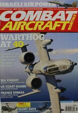 Combat Aircraft Monthly Magazine 2013 March Vol 14 No 3 Warthog at 40