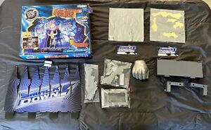 Replacement Parts: WWF Stage of Rage Smackdown 2002 Jakks Pacific, Mixed Lot