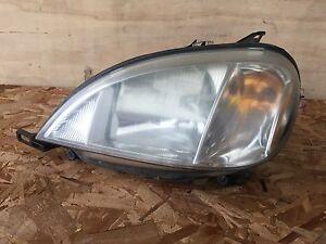 S MERCEDES W163 ML55 ML430 ML320 DRIVER LEFT HID XENON HEAD LIGHT LAMP OEM
