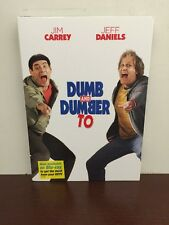 Dumb and Dumber To DVD BRAND NEW 100% AUTHENTIC U.S. RELEASE, SHIPS OUT FAST!!