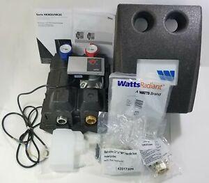 Watts Pump Group HK20 Wilo Yonos PARA RS 15/6 RKA M Pump Hydronic Heat System