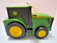 "New Ertl John Deere Carrying Transport Plastic Case 13"" X 9"" X 5"" No. 35438"