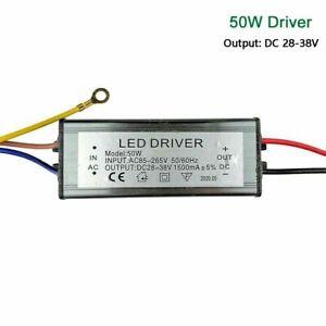 Led driver 100w 10w 20w 30w 50w 70 watt adapter current power supply Waterproof