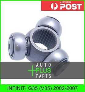 Fits INFINITI G35 (V35) 2002-2007 - Spider Assembly Slide Joint 27X34