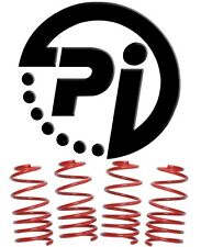 PI LOWERING SPRINGS for NISSAN ALMERA HATCHBACK N16 00-06 2.2 Di F35/R20mm