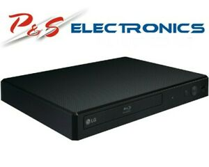 LG DVD BLU-RAY PLAYER USB AND EXT. HDD CONTENTS_ BP250