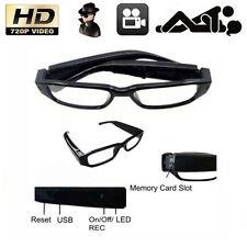Mini HD 720P Glasses Hidden Camera Eyewear DVR Video Recorder Spy Camcorder