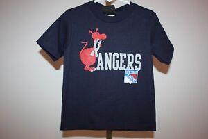 New- New York Rangers Toddlers size 3T Reebok Shirt