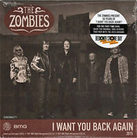 """The Zombies : I Want You Back Again Vinyl Limited  7"""" Single (2017) ***NEW***"""