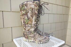"Danner Jackal II Snake 17"" boots Gore-Tex Realtree RT APG Brown Camo 10 Hunt 2"