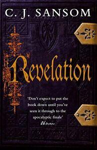 Revelation (The Shardlake series) by Sansom, C. J. Hardback Book The Cheap Fast