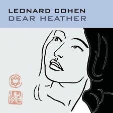 Leonard Cohen - Dear Heather [New Vinyl LP] Holland - Import