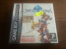 Sword of Mana Game Boy Advance ITALIEN/VERSION ESPAGNOLE