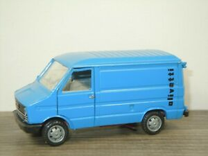 Fiat Iveco Daily Van Olivetti - Old Cars Italy 1:43 *46819