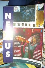 NEXUS UK SF MAGAZINE No.one +.3 1993 RARE [2 issues]
