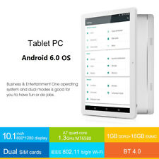 "Excelvan 10.1"" QUADCORE 16GB Android 6.0 Tablet PC 3G+WiFi 2-SIM OTG FM 1280*800"