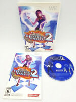 Nintendo Wii DANCE DANCE REVOLUTION HOTTEST PARTY 2 Game Disc Manual Case