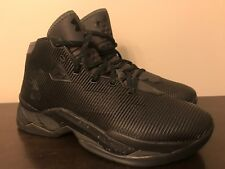 5f8724e73beb Under Armour Men s Curry 2.5 Basketball Shoes Black Size 8.5 1274425-006