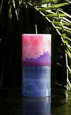 200hr LOLITA Large Scented Natural ECO CANDLE with Cotton Wicks ANNIVERSARY GIFT