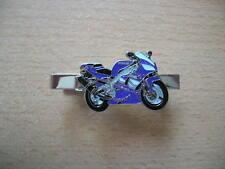 Pince à cravate YAMAHA YZF-R1 YZFR1 bleu blueart. 0790 moto Moto