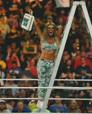 Carmella 8x10 photo WWE Money in the Bank Winner Ladder
