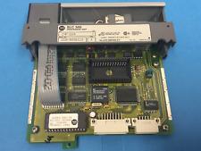 Allen-Bradley - 1747-L524 - Ser. C - SLC 5/02 - Procesador CPU - Frn 6