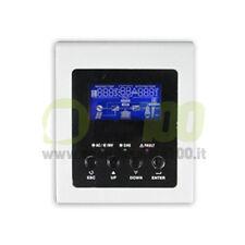 Display per Controllo Remoto Inverter Genius con Cavi RJ45 RJ11