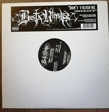 """Busta Rhymes - Don't Touch Me 12""""vinyl"""