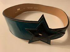 ELISABETTA FRANCHI Star Cintura in pelle sintetica Taglia 40