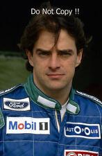 Alessandro Nannini Benetton F1 Portrait 1988 Photograph