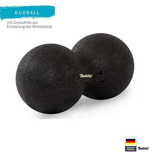 Tradista  Faszienball Double Ball 16 x 8 cm « Faszien Massage Ball Faszienrolle
