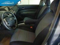 Coverking Neosupreme Custom Tailored Front Seat Covers for Toyota Prius