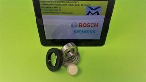 Lagersatz Kugellager 6205 6206 Wellendichtung 00619808 Bosch logixx 8 Siemens