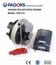 Auto Garage Roller Door Opener For Both Single and Double Doors. Heavy Duty