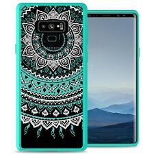 For Samsung Galaxy Note 9 Case Hard Back Bumper Slim Shockproof Phone Cover
