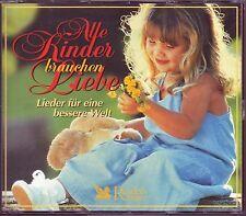 Alle Kinder brauchen Liebe -  Reader's Digest   5 CD Box