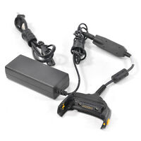 Motorola 25-112560-01R Charging Cable for MC55/MC65 w/ Power AC Adapter
