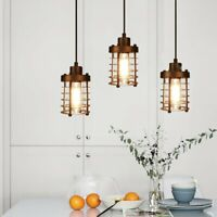 Motent HANGING Vintage Industrial CEILING PENDENT LAMP LIGHT Black LAMPSHADE UK