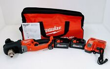 "Milwaukee 2807-22 M18 FUEL HOLE HAWG 1/2"" Right Angle Drill Kit"